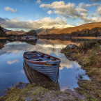 Noel Salisid of Co Clare went to neighbouring Kerry for this perfectly still day.