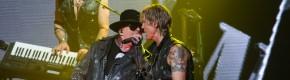 Guns N' Roses (with Slash) will return to Slane Castle next summer