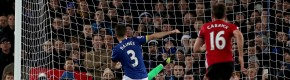 Substitute Fellaini concedes costly penalty as Everton earn late point