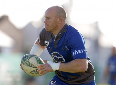 O'Conor played over 100 times for the western province.