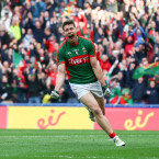 The 2016 Footballer of the Year, a fourth All-Star in five years and the supplier of magical scores like that point against Tyrone and that goal against Dublin. Post-Mayo he went back to Westport and helped guide his club to an All-Ireland semi-final.<span class=