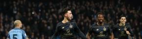 Celtic winger scores individual goal against parent club Man City after 4 minutes