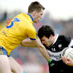 Carty is the first of two former Roscommon senior football captains to retire this week. Carty aims to continue playing with Padraig Pearses.<span class=