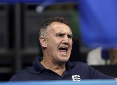 Billy Walsh has thrived since becoming part of the US boxing set-up.