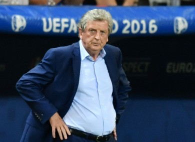 Former England boss Roy Hodgson lost his job after the shock elimination.