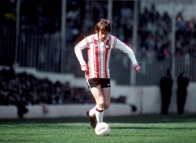 Mick Channon, Southampton.