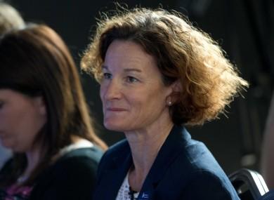 Sonia O'Sullivan (file pic).