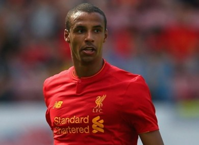Joel Matip has been in limbo in recent weeks as Fifa have refused to grant him permission to play for Liverpool.