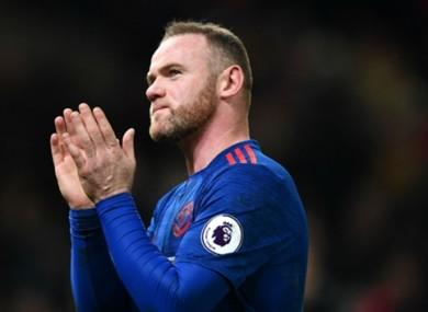 Wayne Rooney broke Bobby Charlton's Man United goalscoring record at the weekend.