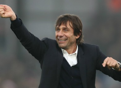 Chelsea manager Antonio Conte has dismissed talk of an easier Christmas schedule.