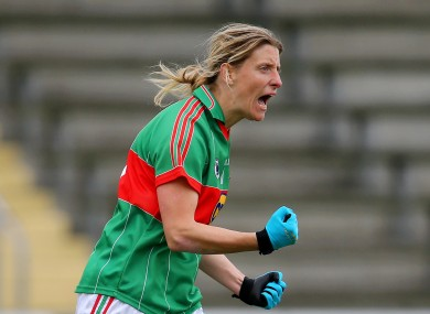 Cora Staunton is arguably the greatest ever Ladies Gaelic footballer.