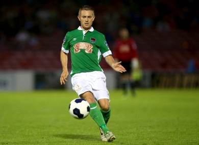 Kearney had three spells with City as a player.