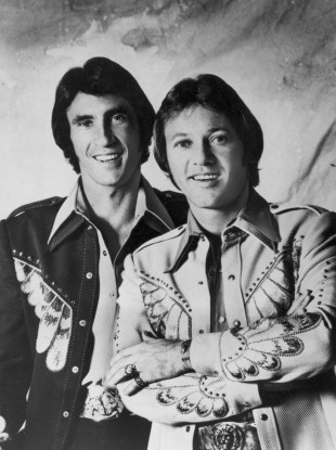 The ex-wife of Righteous Brothers singer Bill Medley (on the left) was murdered in 1976.