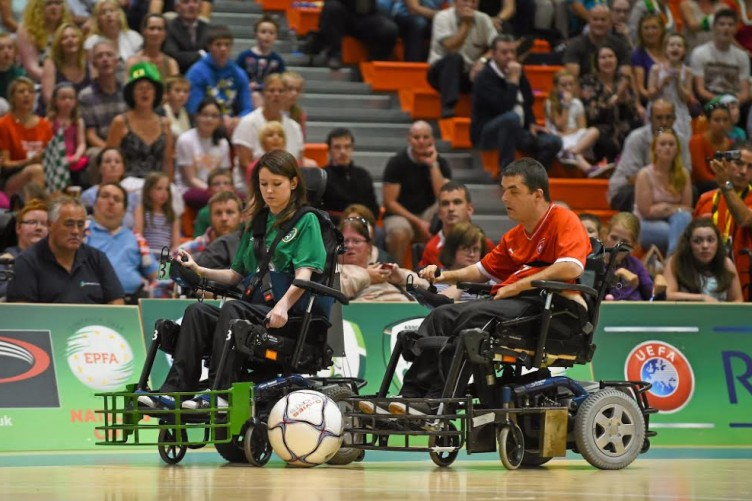 the irish powerchair team set to take on the world this summer the42