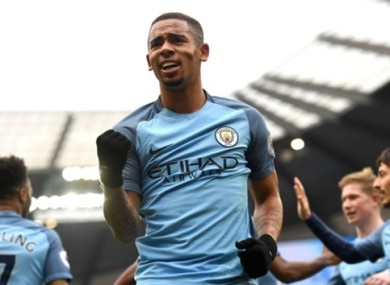 Gabriel Jesus has enjoyed a dazzling start to his Premier League career.