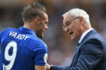 Vardy denies 'extremely hurtful' reports he forced out Ranieri