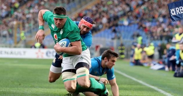 As it happened: Italy v Ireland, Six Nations