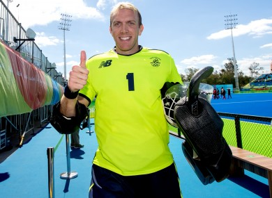 Harte led Ireland to the 2016 Olympic Games.