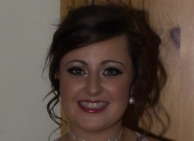 Grainne O'Donnell died earlier this week from meningitis