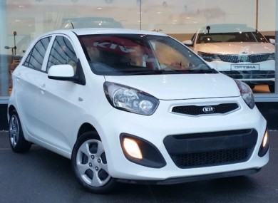 Donedeal Of The Week This Kia Picanto Is A Small Car With A Grown