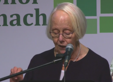 Ms Justice Mary Laffoy.