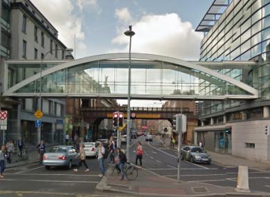 Westland Row (file photo)