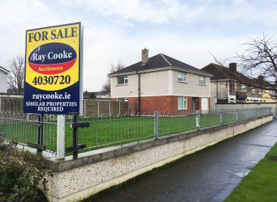 1A St Patrick's Road went up for sale last week.