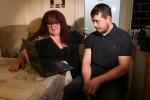 Caroline and Steven Barron at home in Kildare.