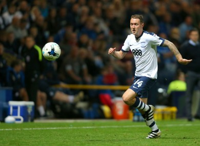 Aiden McGeady has impressed this season at Preston.