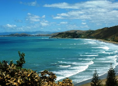 New Zealand is part of the 6% of Zealandia that's above water.