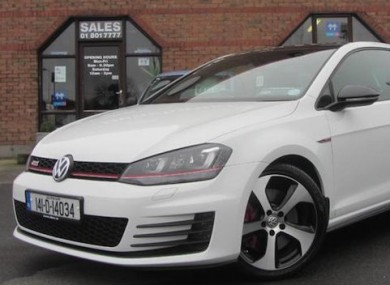 Donedeal Of The Week This Volkswagen Golf Gti Performance Pack Is The Definitive Hot Hatch