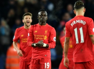 Liverpool have struggled for form since the turn of the year.