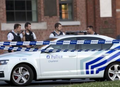 File photo - Belgian police