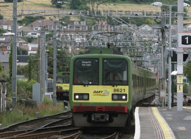 The attack happened on the southside Dart in 2014.