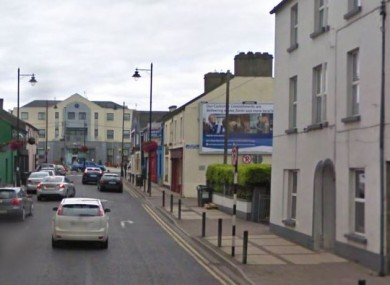 New Street, Longford Town
