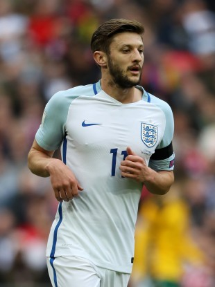 Liverpool's Adam Lallana picked up an injury on England duty.