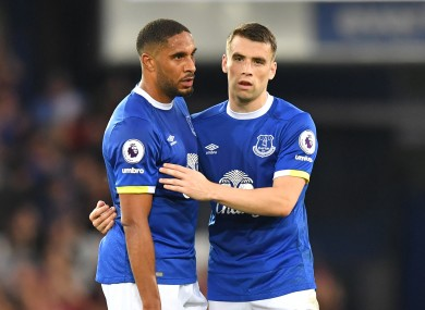Williams said Coleman helped him settle into the club after moving from Swansea.