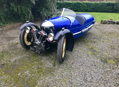 This pre war morgan 3 wheeler is a classic from another age of motoring publicscrutiny Images