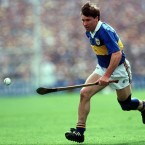 The attacker helped Tipperary lift the Liam MacCarthy Cup in 1989 and 1991 while his personal exploits were recognised with 3 All-Star awards.<span class=