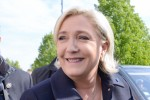 Marine Le Pen steps down as leader of her party