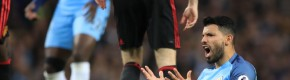 City left frustrated as 10-man United hold on in Manchester Derby