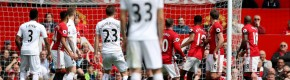 Sigurdsson's stunning free dents Man United's top-four hopes
