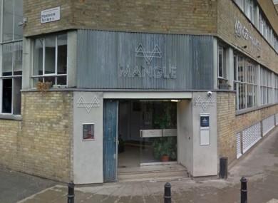 Mangle E8 nightclub