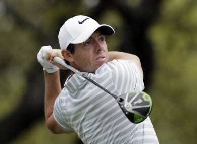 Rory McIlroy has extended his relationship with Nike.