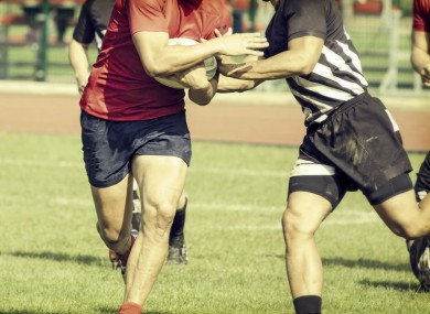 We want to train you up to be a brilliant touch rugby team.