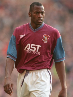Ugo Ehiogu during his time with Aston Villa.