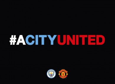 The two clubs have come together to donate £1 million.