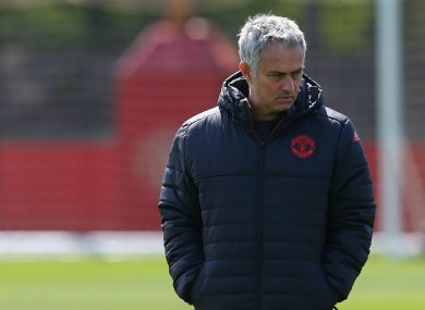 Jose Mourinho says his side will prioritise the Europa League over finishing in the top four ointhe Premier League.