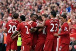 Liverpool clinch Champions League berth after first-half scare