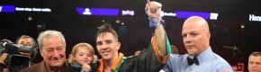 Watch: Michael Conlan claims comfortable win in second pro bout